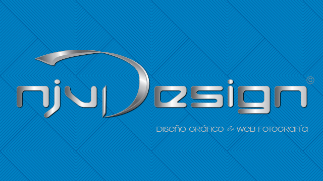 Logotipo web njvdesign.com